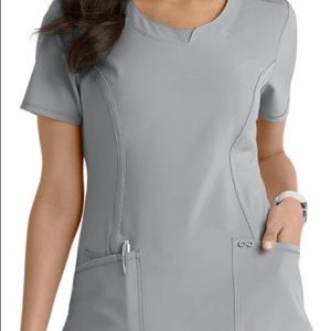 Cherokee Infinity Scrubs Antimicrobial Round Neck